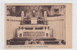 Missiën Van Scheut. Altar Of Chapel Seminary Tatung. - China