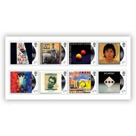 GREAT BRITAIN   2021  Sir Paul McCartney   Music Legend    Set  8v  Postfris/mnh/neuf - Unused Stamps