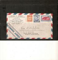 GUATEMALA . LETTRE VIA CLIPPER / VOILIER . 1940 . Pour FRANCE ( SAINT AMOUR BELLEVUE ) . Timbres N° 319 / 323 / PA 111 . - Guatemala