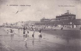 MUST Ostende Chalet Plage - Oostende