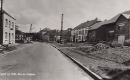MEIX LE TIGE - 1966 - Rue Du Chateau - Saint-Léger