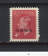 CANADA - Y&T Service N° 23** - MNH - George VI - Overprinted