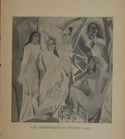 Picasso. Reproduction. 1938. Les Demoiselles D'Avignon. - Estampes & Gravures