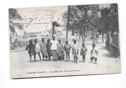 ILE DE GOREE : Place Du Gouvernement, - Senegal
