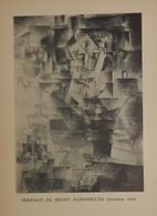 Picasso. Reproduction. 1938. Portrait De Henry Kahnweiler. - Estampes & Gravures