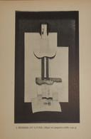 Picasso. Reproduction. 1938. L'Homme Au Livre. - Estampes & Gravures