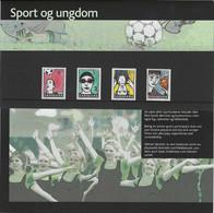 Danemark 2003 Jeunesse & Sport 1334/1337** - Ungebraucht