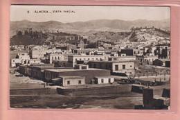 OLD PHOTO POSTCARD -  SPAIN - ESPANA - ALMERIA - 1909 - Almería