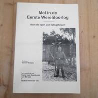Mol In De Eerste Wereldoorlog 618 Blz - War 1914-18