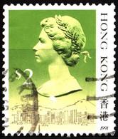 Hong Kong 1991 Mi 517V Queen Elizabeth II - Used Stamps