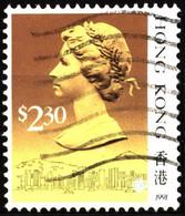 Hong Kong 1991 Mi 610 Queen Elizabeth II - Used Stamps