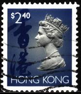 Hong Kong 1993 Mi 704 Queen Elizabeth II - Used Stamps