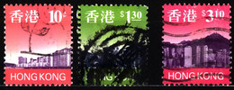 Hong Kong 1997 Mi 789_800 Skyline Of Hong Kong (2) - Used Stamps