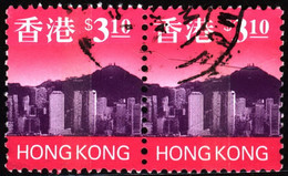 Hong Kong 1997 Mi 800 Skyline Of Hong Kong (1) - Used Stamps