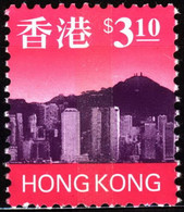 Hong Kong 1997 Mi 800 Skyline Of Hong Kong (2) - Used Stamps