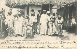 HAITI - LA FAMILLE D'UN CAMPAGNARD HAITIEN - 1906 - Haïti