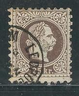 AUTRICHE  N° 38 A Obl. Violet Foncé - Used Stamps