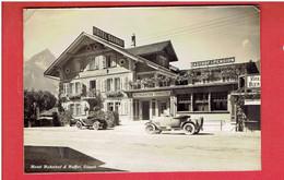 SUISSE GISWIL HOTEL BAHNHOF ET BUFFET - OW Obwalden