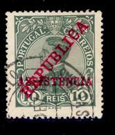 ! ! Portugal - 1911 Postal Tax 10 R - Af. IPT 01 - Used - Used Stamps