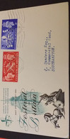 GB - 1951 KGVI Festival Of Britain Illustrated First Day Cover - ....-1951 Pre Elizabeth II