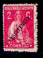 ! ! Portugal - 1912 Ceres Postal Tax 2 C - Af. IPT 04 - Used - Used Stamps