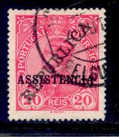! ! Portugal - 1911 Postal Tax 10 R - Af. IPT 02 - Used - Used Stamps