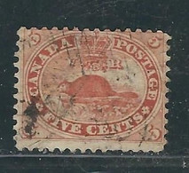 CANADA N° 14 Obl.. - Used Stamps