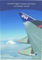 ANA - Air Nippon Airways Passenger Airplane Boeing Wing - 1946-....: Modern Era