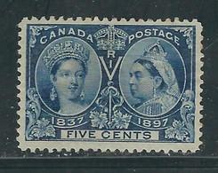 CANADA N° 42 * - Unused Stamps