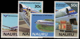 Nauru 1985 Air Nauru Unmounted Mint. - Nauru