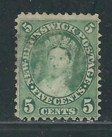 Nouveau Brunswick N° 6 Obl. - Used Stamps