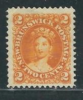 Nouveau Brunswick N° 5 *. - Unused Stamps