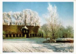 CPA AK PATTBURG Hof Des Bauern Sievers DENMARK (565489) - Danemark