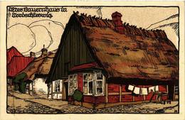 CPA AK Altes Bauernhaus DENMARK (565495) - Danemark