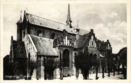 CPA AK HADERSLEV Frue Kirke DENMARK (565538) - Danemark