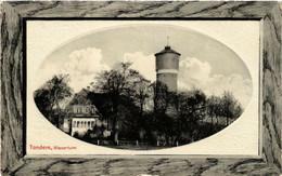CPA AK TONDERN Wasserturm DENMARK (565537) - Danemark