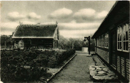 CPA AK Museum Des Kreises HADERSLEBEN Bauernhaus DENMARK (565554) - Danemark