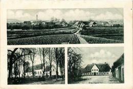 CPA AK DYBBOL Kirken Proestergaarten DENMARK (565566) - Danemark