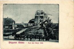 CPA AK Düppeler Mühle Nach Dem Sturm 1864 DENMARK (565571) - Danemark