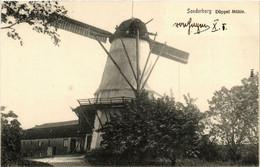 CPA AK SONDERBURG Düppel Mühle DENMARK (565577) - Danemark
