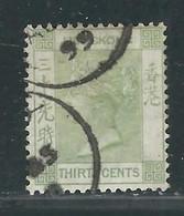 HONG-KONG N° 44 Obl. - Used Stamps