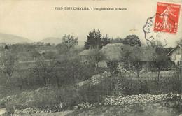 080521 - 74 PERS JUSSY CHEVRIER Vue Générale De La Salève - Other Municipalities