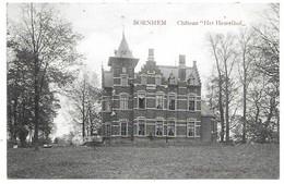 Bornem - Chateau Het Hemelhof. - Bornem