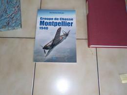 ( Aviation Aéronautique Morane Saulnier )  B. Belcarz  Groupe De Chasse Montpellier 1940 - Avión