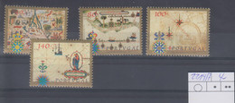 Portugal Michel Cat.No. Mnh/** 2214/2217 - Unused Stamps
