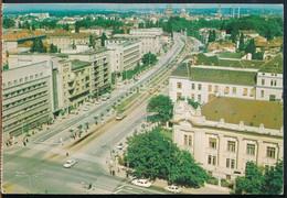 °°° 27371 - ROMANIA - TIMISOARA - Bd. 23 AUGUST - 1975 With Stamps °°° - Romania