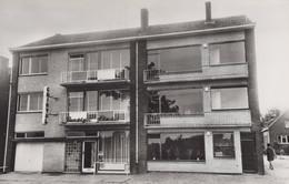 GENK - 1968 - Voorzijde En Interieur Café Pension OASE - 2 Postkaarten - Genk