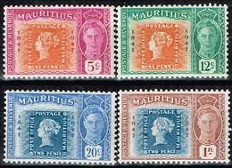 "ILE MAURICE / MAURITIUS / NEUF*/MLH* / 1948 - Centenaire Des"" Post Office"" - Mauritius (...-1967)"