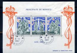 TIMBRES MONACO REF080521LI, BLOC N° 23 Oblitéré - Blocks & Sheetlets