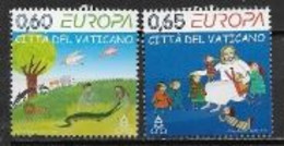 Vatican 2010 N° 1519/1520 Neufs Europa Livres Pour Enfants - 2010